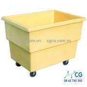 Xe đẩy đồ giặt là được làm bằng nhựa AF08217
