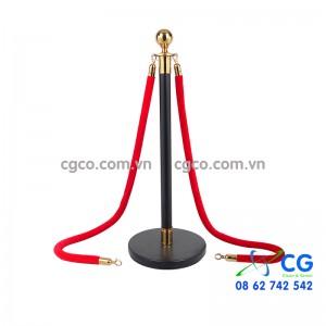 Hàng rào cột chắn ngăn lối đi có dây chắn G28-M
