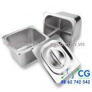 Khay GN 1/6 – khay kem – khay thực phẩm – khay GN inox