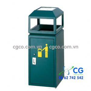 Cung cấp bán thùng đựng rác inox tphcm