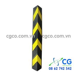 Ốp góc cột tường phản quang ốp cột hầm xe