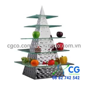 ke-trang-tri-trung-bay-buffet-bang-inox-bk04b